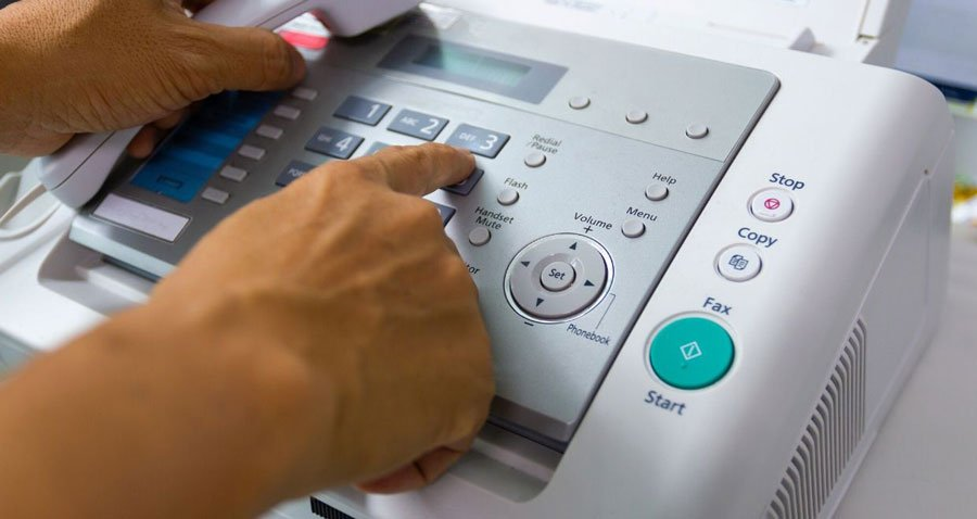 para que sirve el fax