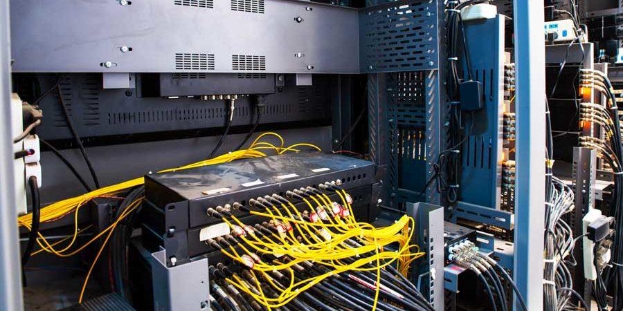 que es la fibra óptica en internet