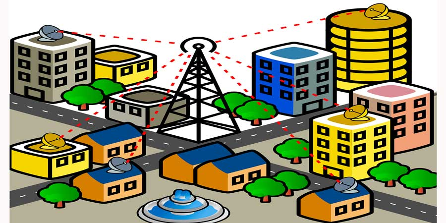 cuales son los tipos de redes de area local